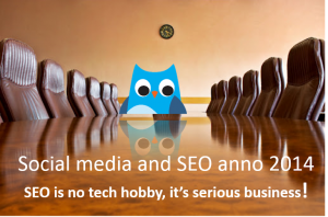 SEO serious business