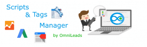 OmniLeads Scripts and Tags Manager banner-772x250